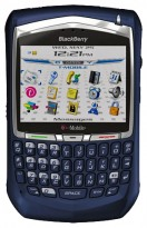 Blackberry 8700g